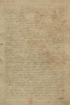 Kopie manifestów, uniwersałów i innych akt, mów, listów oraz pism publicystycznych z lat 1753-1772, dotyczących głównie konfederacji radomskiej i barskiej