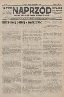 Naprzód : organ Polskiej Partji Socjalistycznej. 1934, nr121
