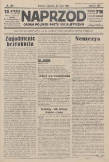 Naprzód : organ Polskiej Partji Socjalistycznej. 1934, nr169 [nakład skonfiskowany?]