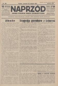 Naprzód : organ Polskiej Partji Socjalistycznej. 1934, nr189