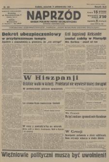 Naprzód : organ Polskiej Partji Socjalistycznej. 1934, nr231