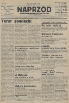 Naprzód : organ Polskiej Partji Socjalistycznej. 1934, nr318