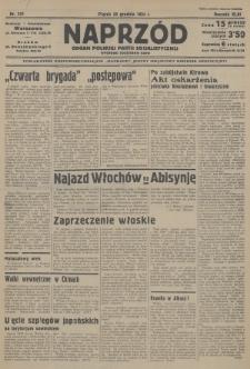Naprzód : organ Polskiej Partji Socjalistycznej. 1934, nr324