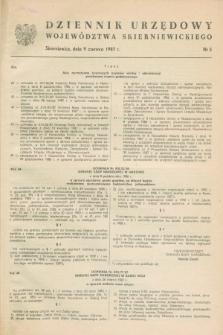 Dziennik Urzędowy Województwa Skierniewickiego. 1987, nr 5 (9 czerwca)