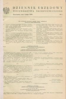 Dziennik Urzędowy Województwa Skierniewickiego. 1988, nr 2 (1 lutego)