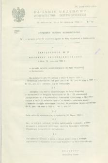 Dziennik Urzędowy Województwa Skierniewickiego. 1992, nr 12 (24 czerwca)