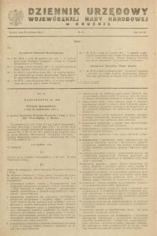Dziennik Urzędowy Wojewódzkiej Rady Narodowej w Krośnie. 1981, nr 6 (24 grudnia)