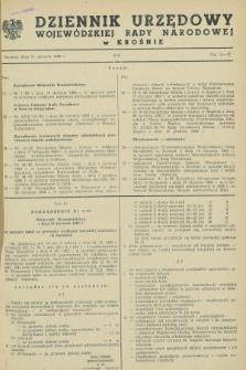 Dziennik Urzędowy Wojewódzkiej Rady Narodowej w Krośnie. 1983, nr 2 (31 stycznia)