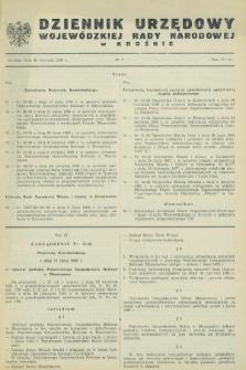 Dziennik Urzędowy Wojewódzkiej Rady Narodowej w Krośnie. 1983, nr 7 (26 sierpnia)