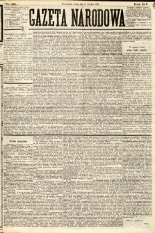 Gazeta Narodowa. 1875, nr281