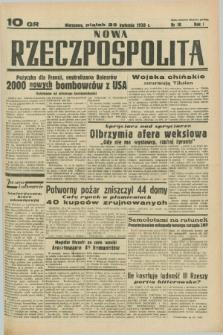 Nowa Rzeczpospolita. R.1, nr 10 (22 kwietnia 1938)