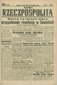 Nowa Rzeczpospolita. R.1, nr 14 (26 kwietnia 1938)