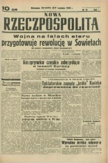 Nowa Rzeczpospolita. R.1, nr 14 (27 kwietnia 1938)