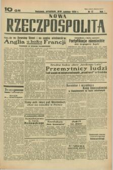 Nowa Rzeczpospolita. R.1, nr 17 (29 kwietnia 1938)