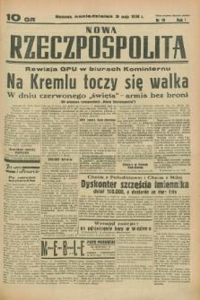 Nowa Rzeczpospolita. R.1, nr 19 (2 maja 1938)