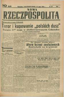 Nowa Rzeczpospolita. R.1, nr 20 (2 maja 1938)