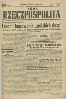 Nowa Rzeczpospolita. R.1, nr 20 (3 maja 1938)