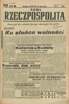 Nowa Rzeczpospolita. R.1, nr 21 (3 maja 1938)