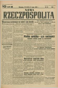 Nowa Rzeczpospolita. R.1, nr 22 (4 maja 1938)