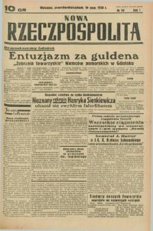Nowa Rzeczpospolita. R.1, nr 26 (9 maja 1938)