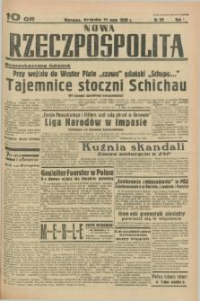 Nowa Rzeczpospolita. R.1, nr 29 (11 maja 1938)
