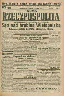 Nowa Rzeczpospolita. R.1, nr 32 (14 maja 1938) wyd. II