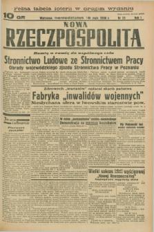 Nowa Rzeczpospolita. R.1, nr 35 (16 maja 1938)