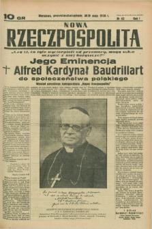Nowa Rzeczpospolita. R.1, nr 43 (23 maja 1938)
