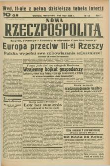 Nowa Rzeczpospolita. R.1, nr 45 (24 maja 1938) wyd. II