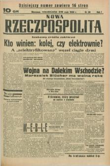 Nowa Rzeczpospolita. R.1, nr 50 (29 maja 1938)