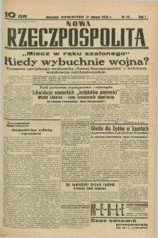 Nowa Rzeczpospolita. R.1, nr 55 (2 czerwca 1938)