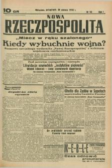 Nowa Rzeczpospolita. R.1, nr 55 (3 czerwca 1938)