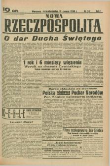 Nowa Rzeczpospolita. R.1, nr 58 (5 czerwca 1938)