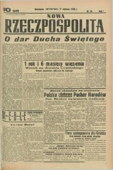 Nowa Rzeczpospolita. R.1, nr 58 (7 czerwca 1938)