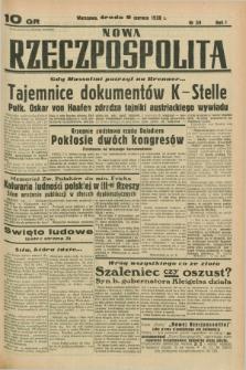 Nowa Rzeczpospolita. R.1, nr 59 (8 czerwca 1938)