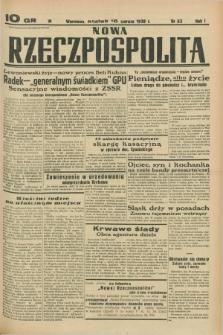 Nowa Rzeczpospolita. R.1, nr 63 (10 czerwca 1938)