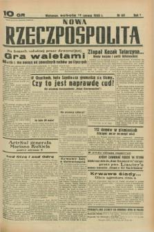 Nowa Rzeczpospolita. R.1, nr 64 (11 czerwca 1938)