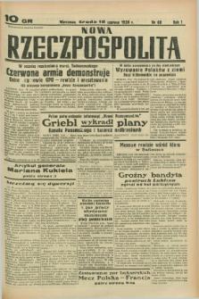 Nowa Rzeczpospolita. R.1, nr 68 (15 czerwca 1938)