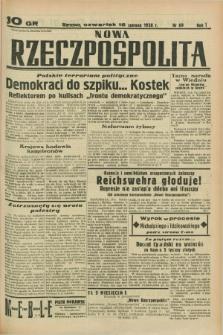 Nowa Rzeczpospolita. R.1, nr 69 (16 czerwca 1938)