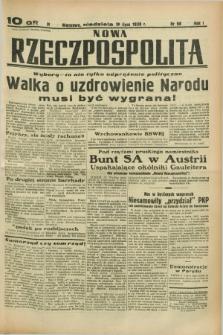 Nowa Rzeczpospolita. R.1, nr 90 (3 lipca 1938)