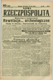 Nowa Rzeczpospolita. R.1, nr 101 (13 lipca 1938)