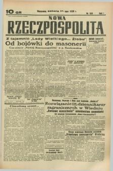 Nowa Rzeczpospolita. R.1, nr 103 (16 lipca 1938)