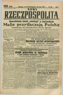 Nowa Rzeczpospolita. R.1, nr 106 (18 lipca 1938)