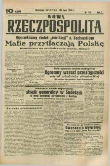 Nowa Rzeczpospolita. R.1, nr 106 (19 lipca 1938)