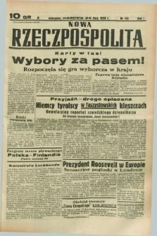 Nowa Rzeczpospolita. R.1, nr 113 (24 lipca 1938)