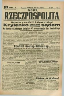 Nowa Rzeczpospolita. R.1, nr 120 (30 lipca 1938)