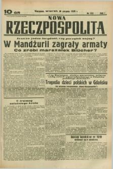 Nowa Rzeczpospolita. R.1, nr 122 (2 sierpnia 1938)