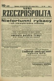 Nowa Rzeczpospolita. R.1, nr 146 (25 sierpnia 1938)