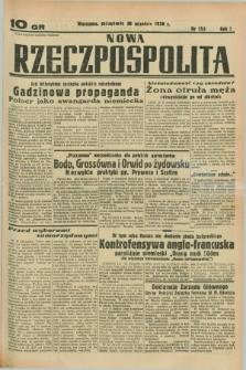 Nowa Rzeczpospolita. R.1, nr 153 (2 września 1938)