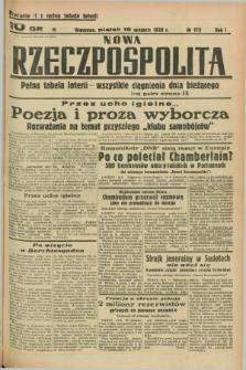Nowa Rzeczpospolita. R.1, nr 173 (16 września 1938) wydanie II